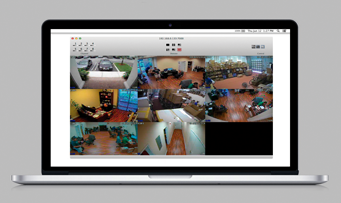 Módulo adicional WinRest 360 - Vídeo Vigilância