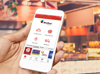 WinRest 360 - App com software WinRest Booking